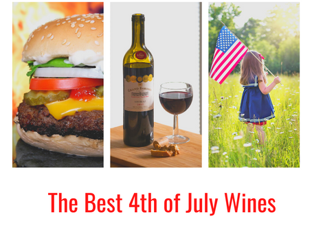 Cheers to the Fourth of July!