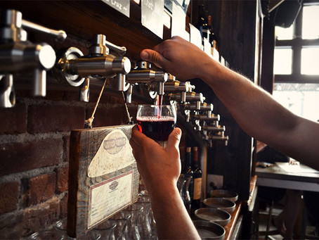 Keg Party:High-End Wines on Tap Impress