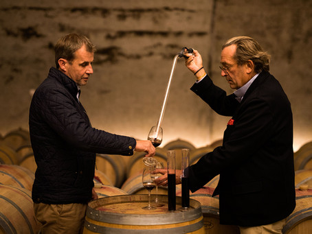Fashionable Wines: Winemaker Francois-Louis Vuitton Takes the World by Storm
