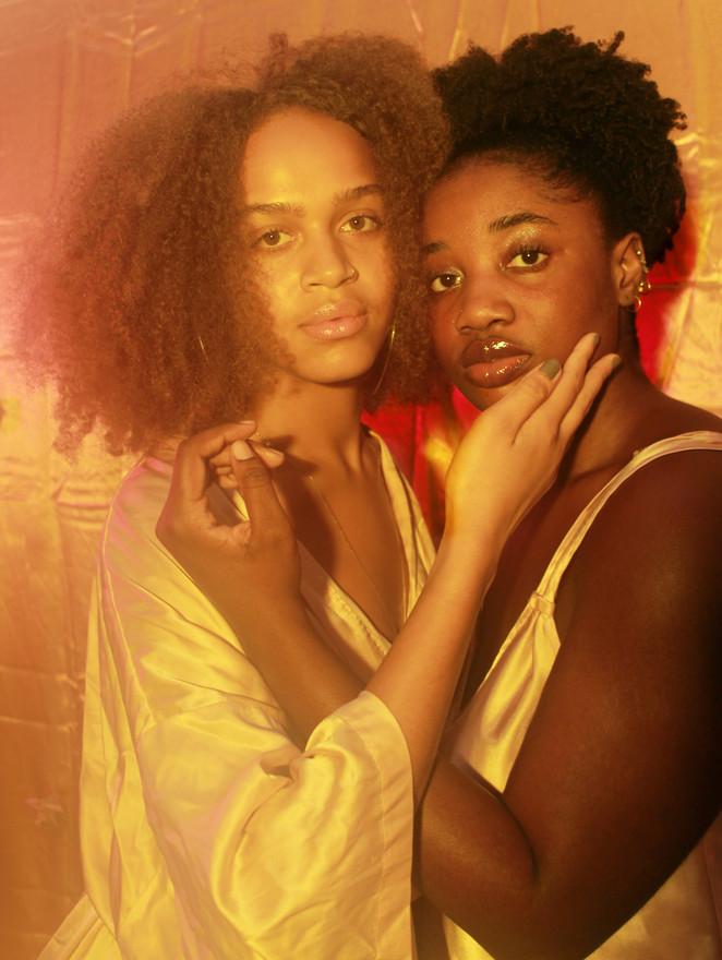 Naima and Abby
