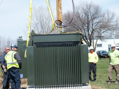 CBD CO2 Extractor Arrives On Site