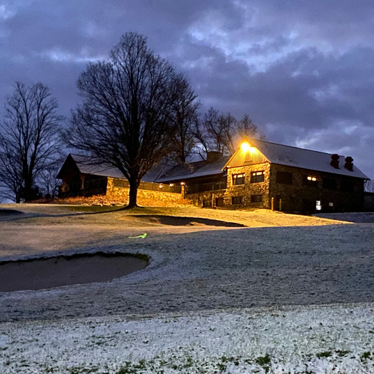 Green Lakes Golf Clubhouse