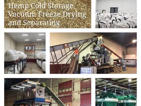 Comstock LLC - We Dry Hemp