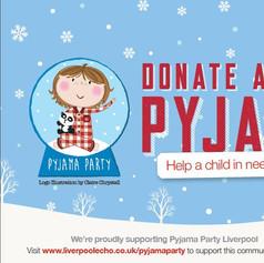 Pyjama Party campaign
