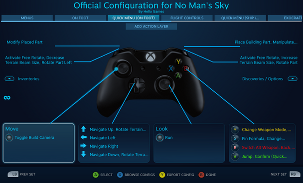 Console3 - On Foot - Quick Menu.png