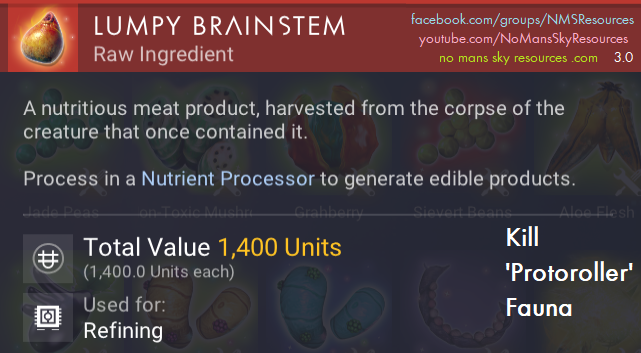 Lumpy Brainstem - Info Panel [Origins 3.