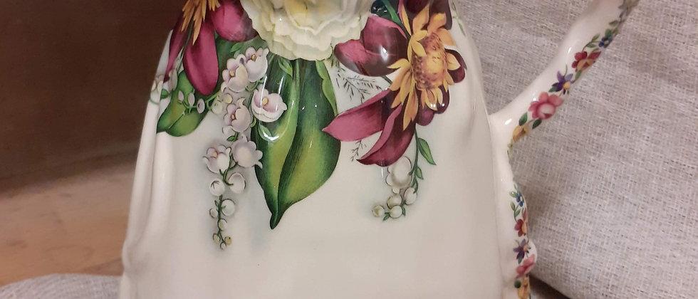 Floral Jug