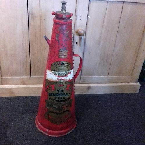 Dreadnaught Fire extiguisher