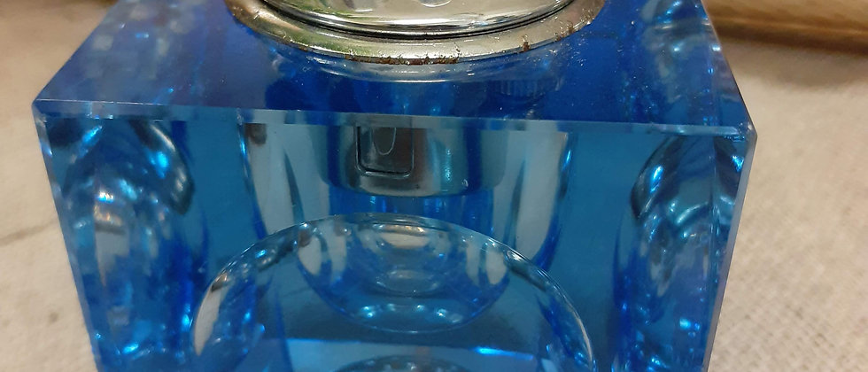 Mid century table lighter