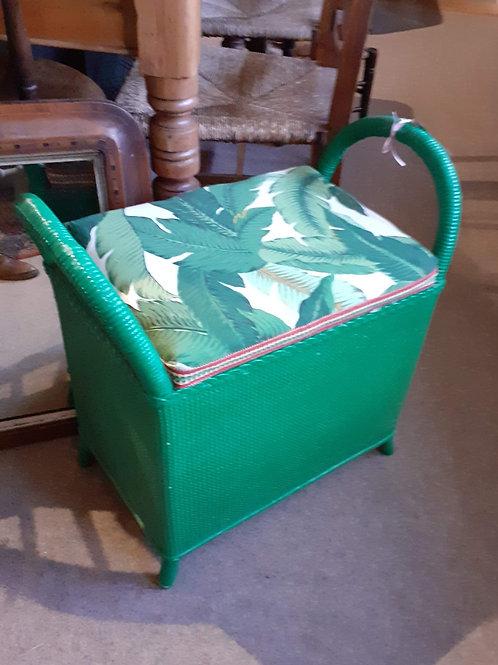 Lloyd Loom laundry bin