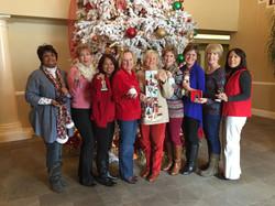 Saturday Ladies Gift Exchange 2014