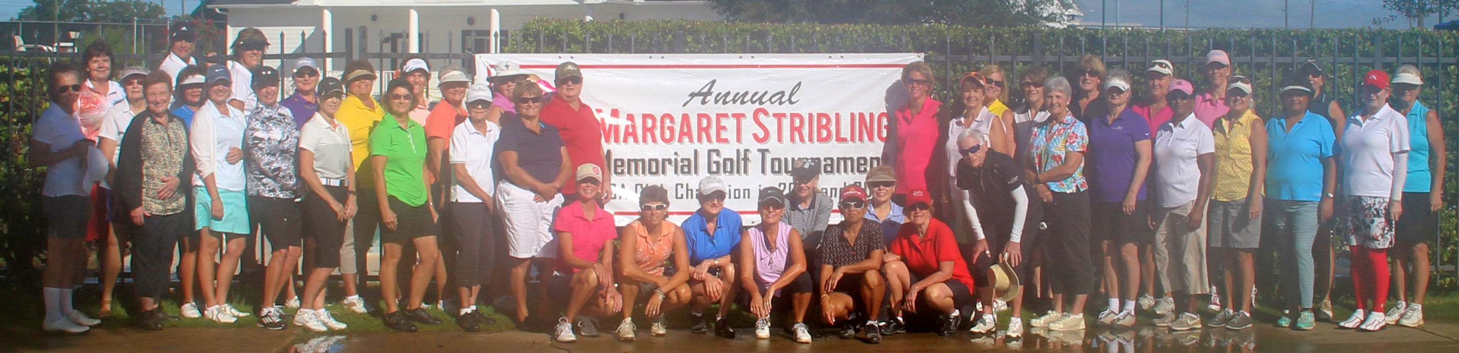 Margaret Stribling tournament, Sep 2
