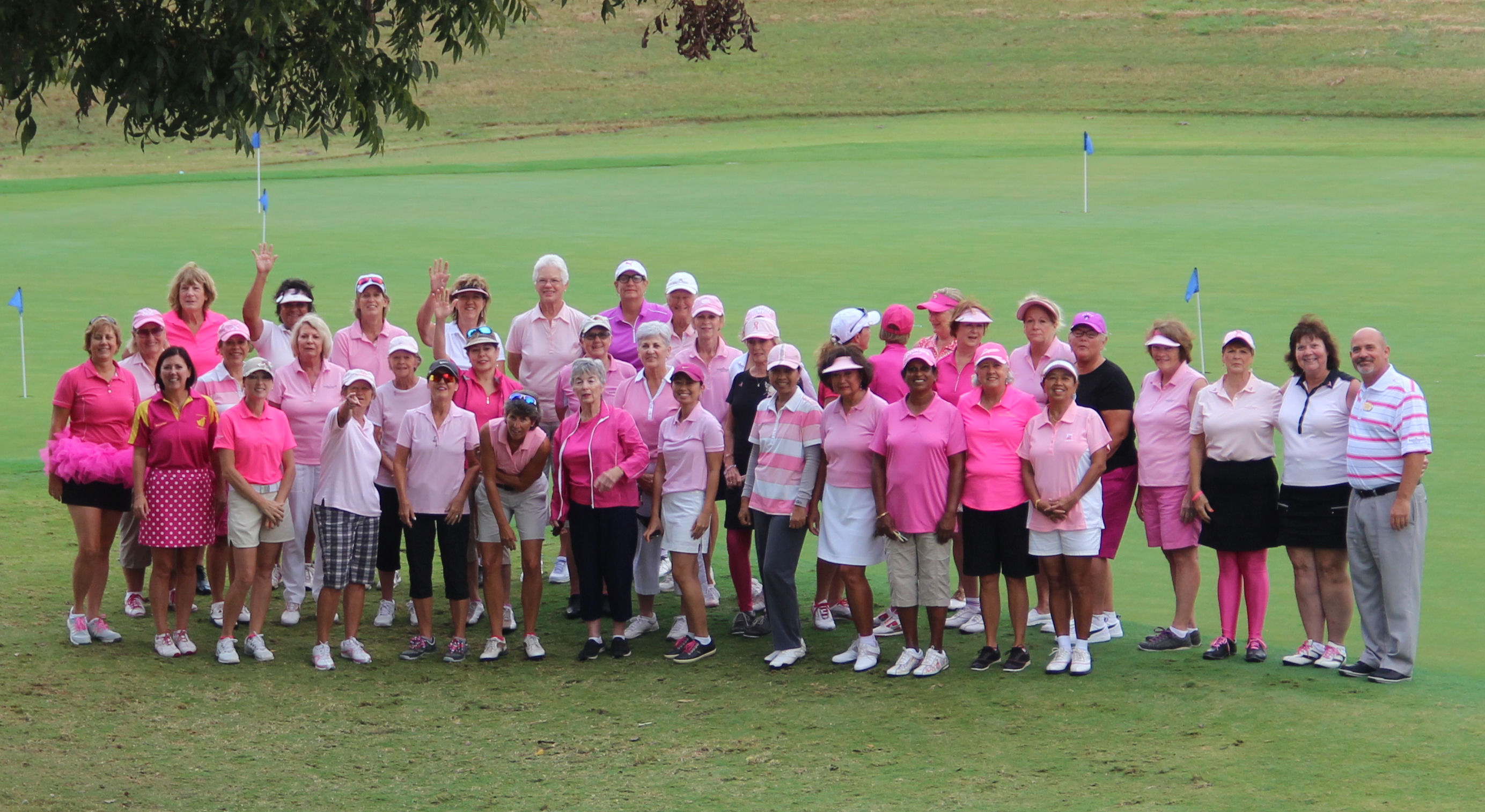 2015 Rally For the Cure, Group Photo