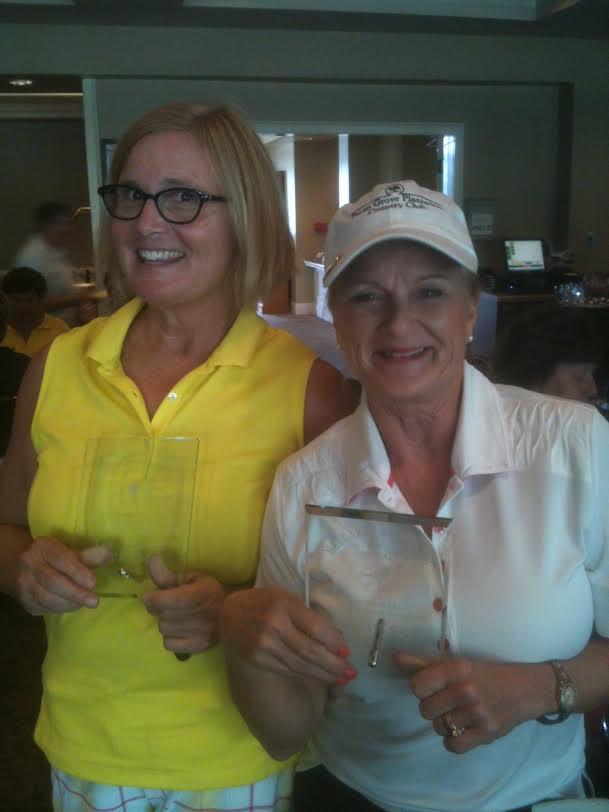 Sue & Sue 1st Flt 1st Place