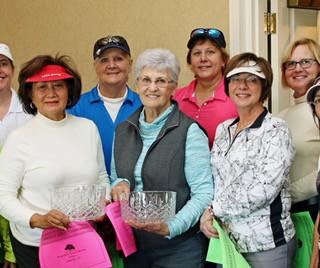 Handicap Tournament Winners