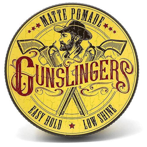 Gunslingers - Matte Pomade (75ml)