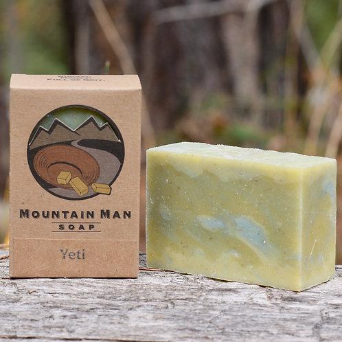 Mountain Man Soap - Yeti