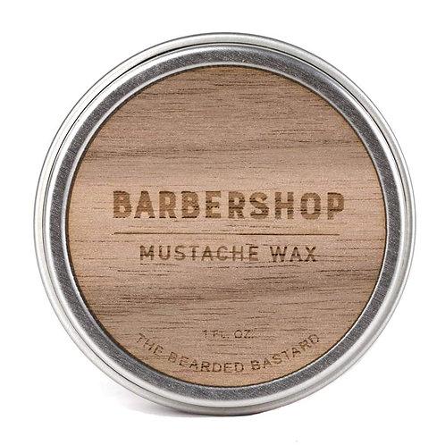 Bearded Bastard - Barbershop Mustache Wax (28gr)