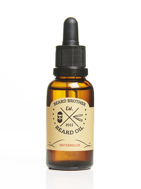 Beard Brother - Beard Oil Watermelon (30ml)