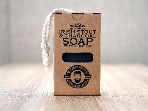 Dr K Soap - Irish Stout & Chacoral Soap