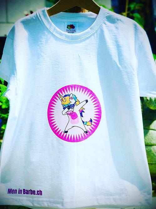Men in Barbe - T-Shirt for Girl & Boy