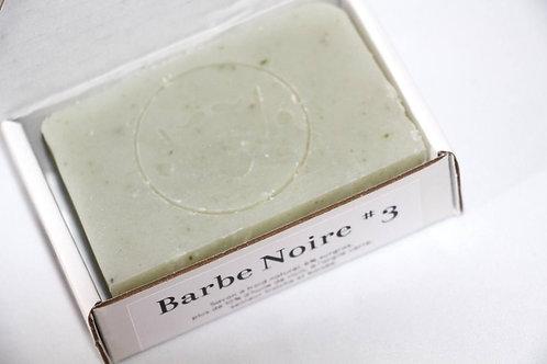 Barbe Noire - Savon #3 (90g)