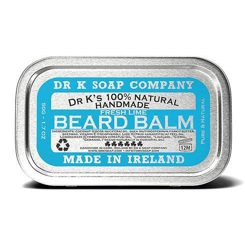 Dr K Soap - Beard Balm Fresh Lime (50g)
