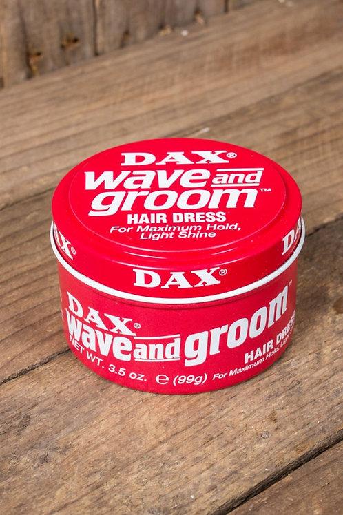 Dax - Wave & Groom