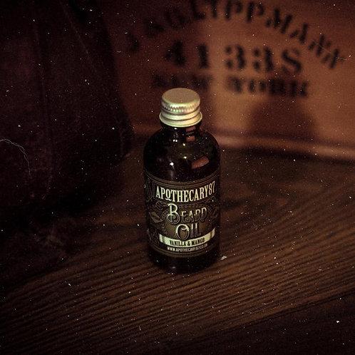 Apothecary 87 - Vanilla & Mango Beard Oil 10ml