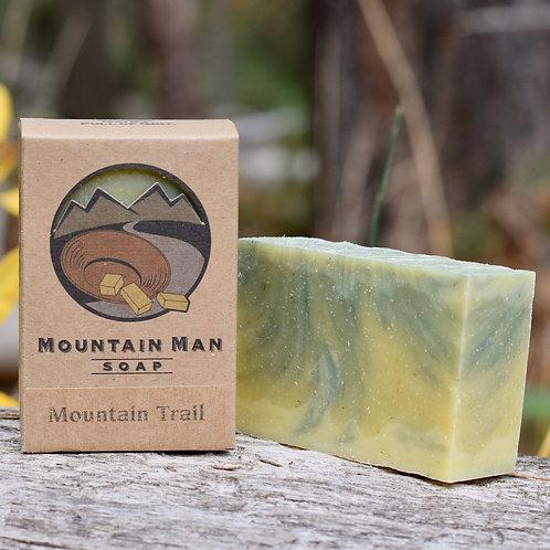 Mountain Man Soap - Mountain Trail