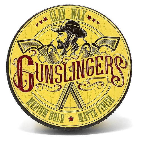 Gunslingers - Clay Wax (75ml)