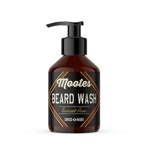 Mootes - Sunset Ave. Beard Shampoo (100ml)