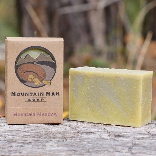 Mountain Man Soap - Mountain Meadow