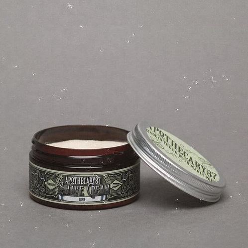 Apothecary 87 - Shave Cream