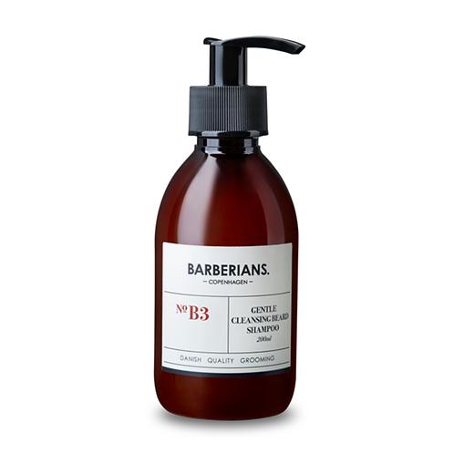 Barberians - Gentle Beard Shampoo