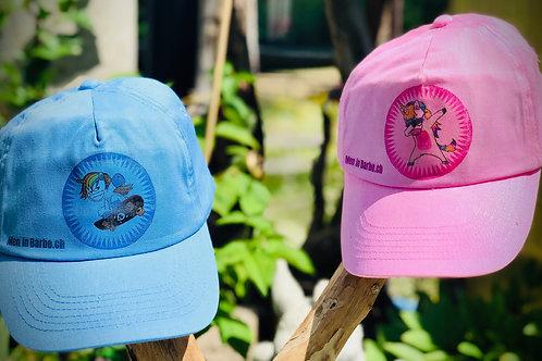 Men in Barbe - Cap for Girl & Boy