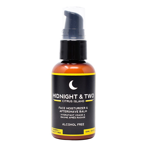 Midnight & Two - Aftershave Citrus Island (60ml)
