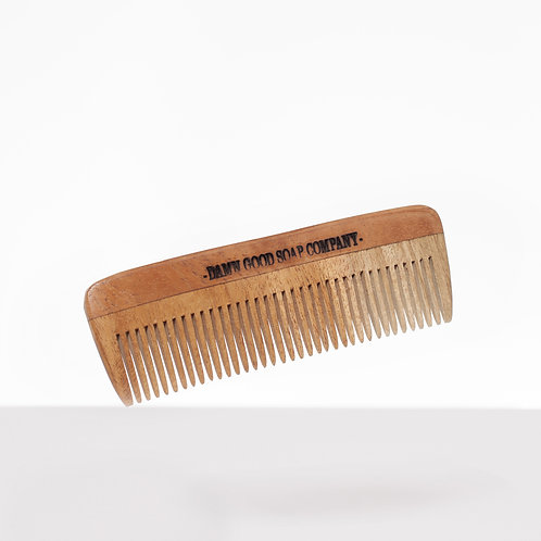 Damn Good Soap Company - Wooden Comb (pocket size)