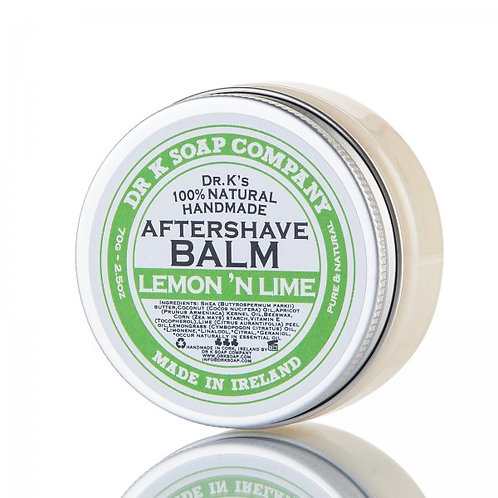 Dr K Soap - Aftershave Balm Lemon'n Lime