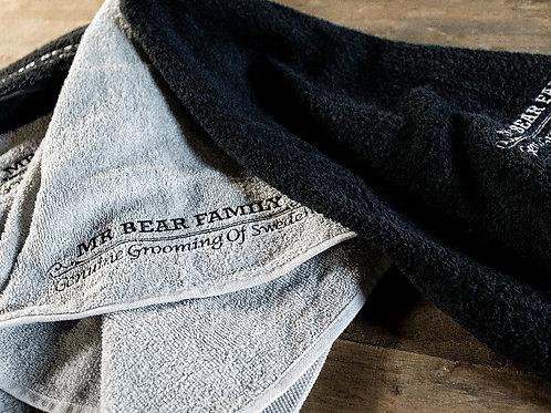 Mr Bear Family - Towel