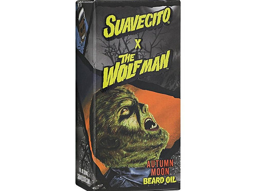 Suavecito - The Wolf Man Beard Oil (30ml)