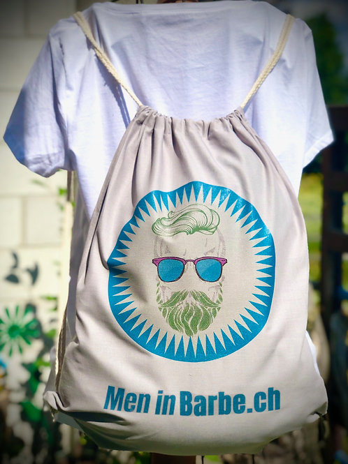 Men in Barbe - Gym Bag