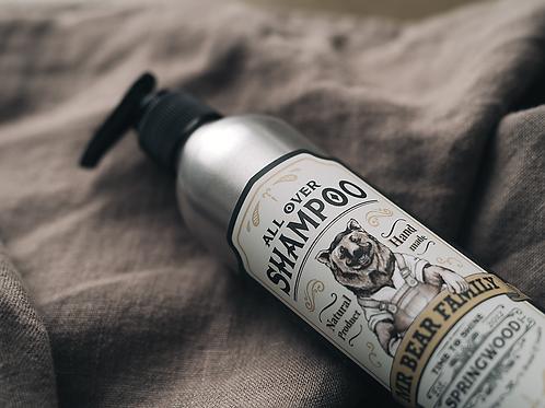 Mr Bear Family - Shampoo All Over Springwood (250ml)
