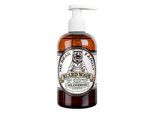 Mr Bear Family - Beard Wash Wilderness (250ml)