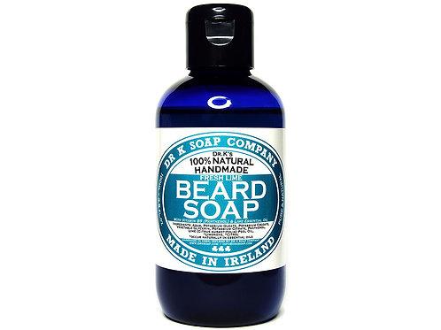 Dr K Soap - Beard Soap Fresh Lime (100ml)