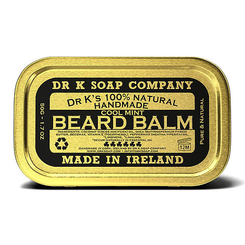 Dr K Soap - Beard Balm Cool Mint (50g)