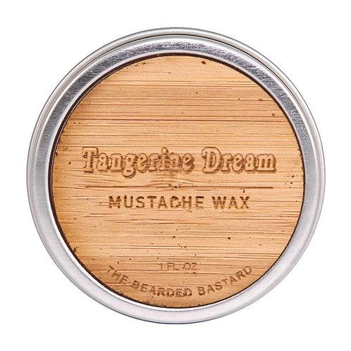 Bearded Bastard - Tangerine Dream Mustache Wax (28gr)
