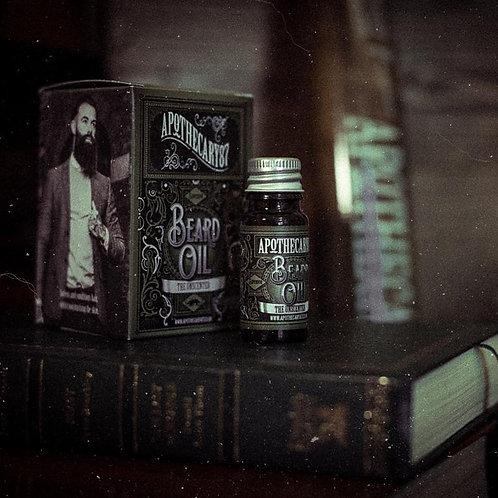 Apothecary 87 - Unscented Beard Oil