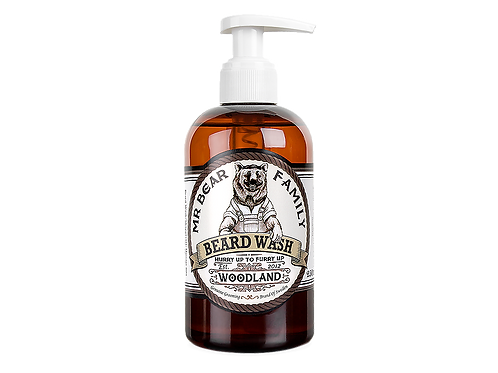 Mr Bear Family - Beard Wash Woodland (250ml)