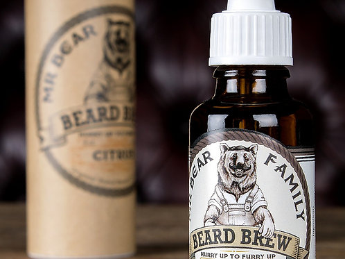 Mr Bear Family - Beard Brew Citrus (30ml)